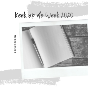 Keek op de week in je Bullet Journal